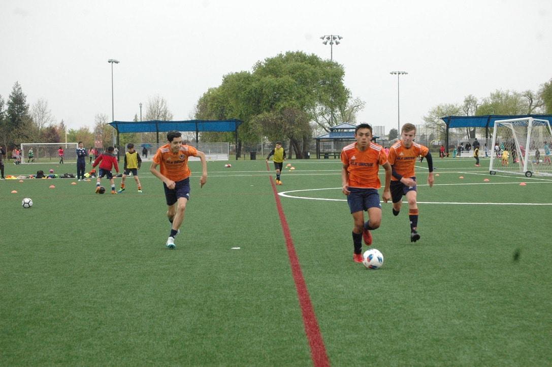 Play Street Soccer