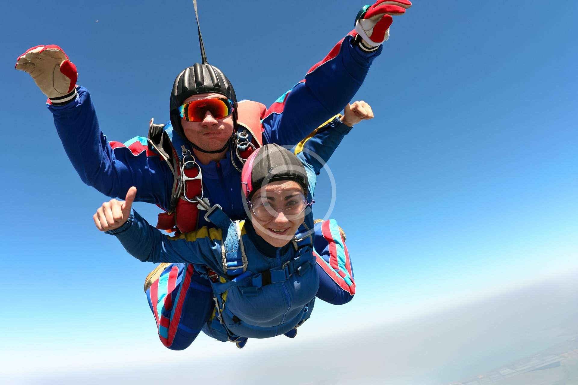 Skydiving Beginner Class
